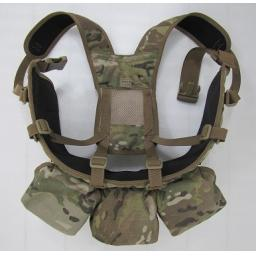 Molle Webbing Set in Multicam