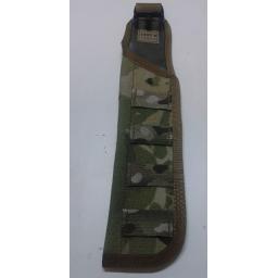 Multicam Molle Bayonet Frog