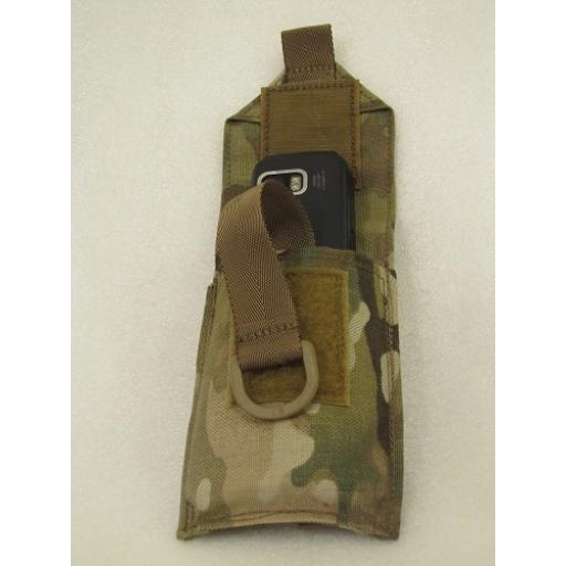 Molle Hard Pouch - (iPOD/Mobile)