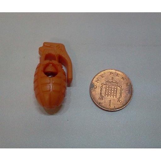 Hand Grenade Cord Lock