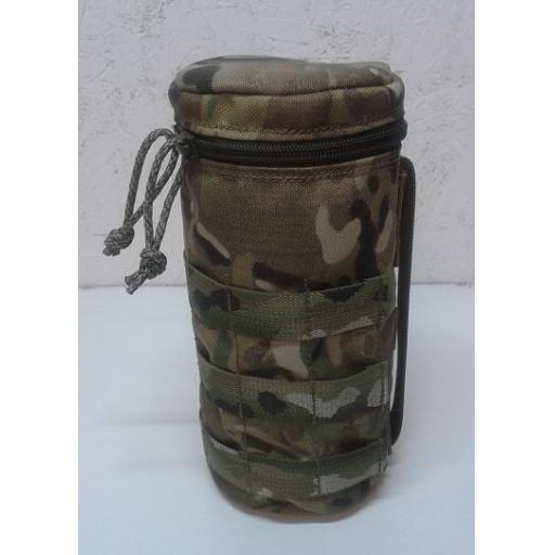 Multicam Nalgene/ Cylindrical 1 ltr/ 32oz Water Bottle Pouch