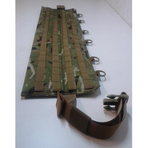 Molle Webbing Belt Pad