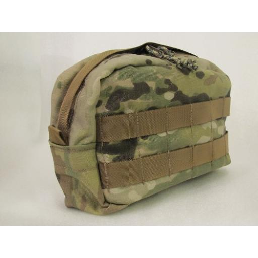Zip Top Molle Pouch