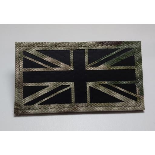 IRR Union Flag ( Hook backed )