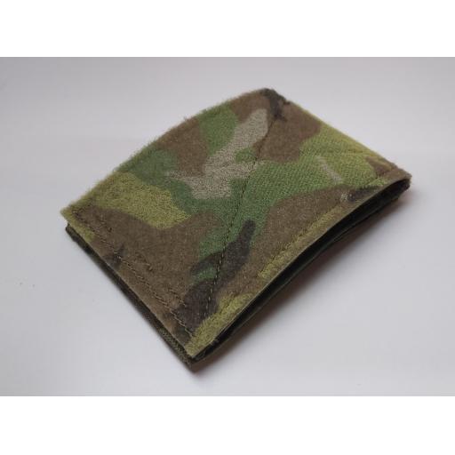 Slimline counterweight pouch