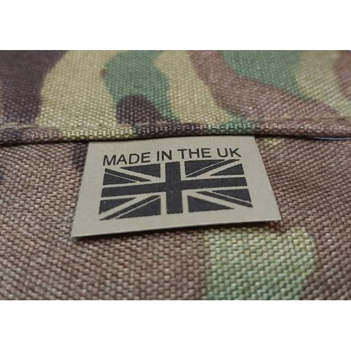 Made in the UK seam label